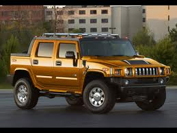 No, No, No! I meant the other kind of Hummer!